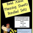 Bloom's higher level questions for all your favorite fairy tales and Eric Carle books on a one page graphic organizer at the teacher's fingertips.  ...