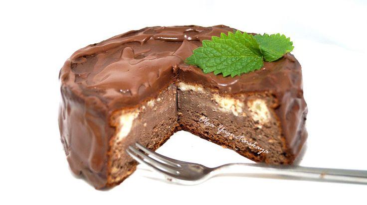 Диетический торт «Коровка в шоколаде» БЕЗ МУКИ И САХАРА! - диетические торты / диетические пирожные - Полезные рецепты - Правильное питание или как правильно похудеть