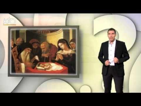 Pourquoi mange-t-on des crêpes à la Chandeleur ? - YouTube
