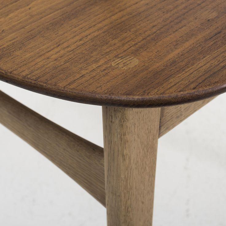 CH 30 - Chair in teak and oak