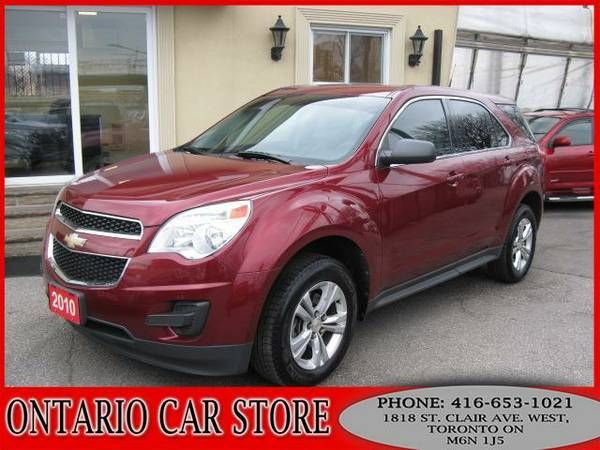 2010 Chevrolet Equinox LS AWD for sale in Toronto (toronto) $10995
