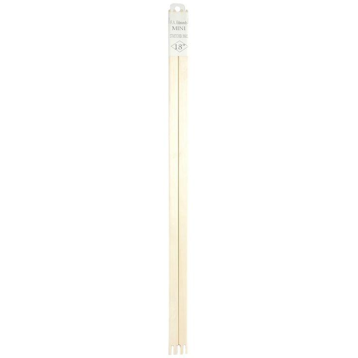 "Edmunds Mini Stretcher Bars-18""X.5"", 18""x.5"" 18""x.5"""
