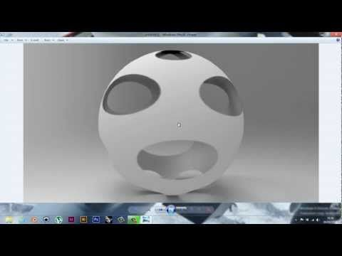 Keyshot Lezione 7 - Intro Textures - YouTube