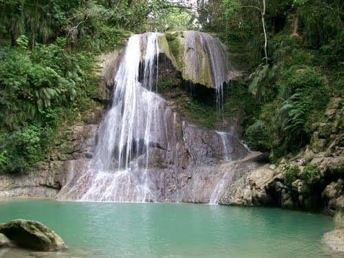 Puerto Rico waterfall  Next month....:)