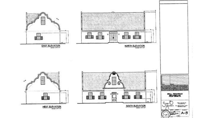 Simple Cape Dutch House Plans Placement Home Building Plans 71284 Building Plans House Dutch House Cape Dutch