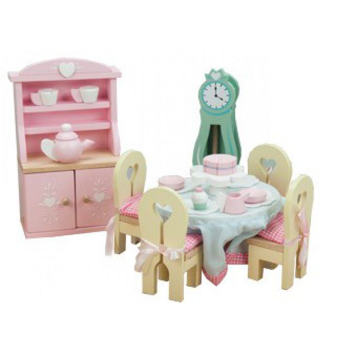 Le Toy Van Daisylane eetkamer