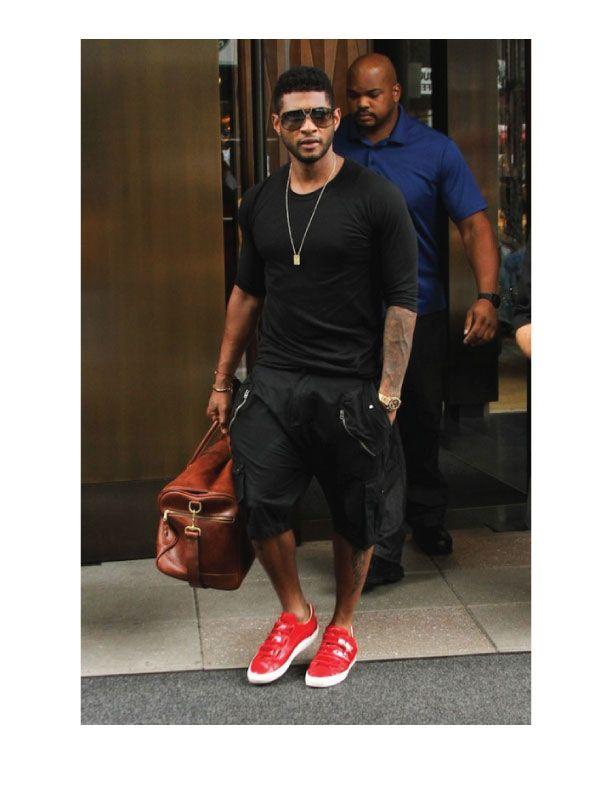 usher fashion style | USHER: Get the Look