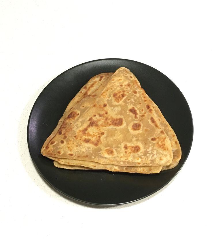 Triangle Paratha - SpicyTamarind