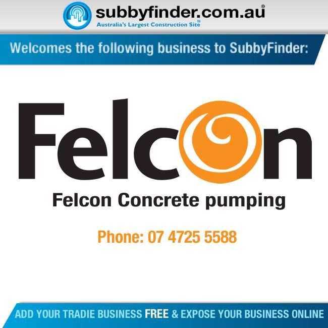 It's FREE to register your Tradie business on Subbyfinder.com.au Building your SubbyFinder profile is quick and easy. Fill out your industry experiences, industry type and any other forms of expertise in your industry. #subbyfinder #tradie #tradies #Felcon #concrete #pumping