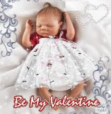 Beautiful Baby Doll- Be My Valentine