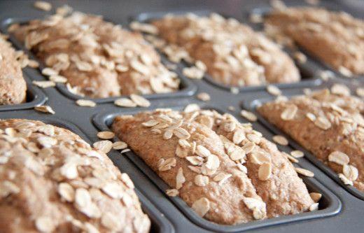 Brot backen im Miniformat