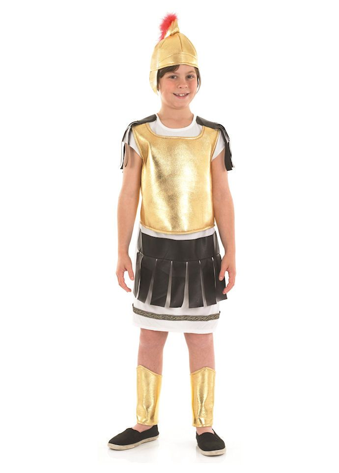 Best christmas fancy dress ideas - Boy Childrens Dress Up Costume By Fun Shack Roman Soldiers Dress