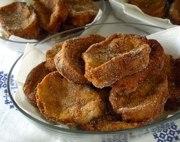 Fatias Douradas (Type of French Toast)