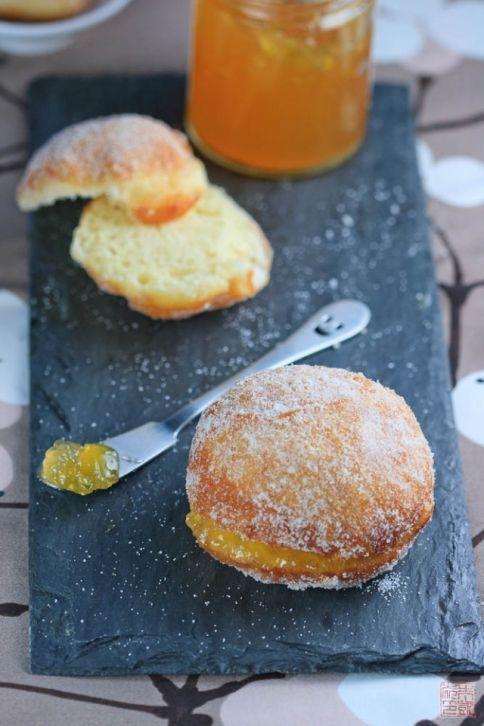 Malasada - Portuguese doughnuts for Terça-feira Gorda, the Portuguese version of Shrove Tuesday or what we Episcopals celebrate as Pancake Tuesday.