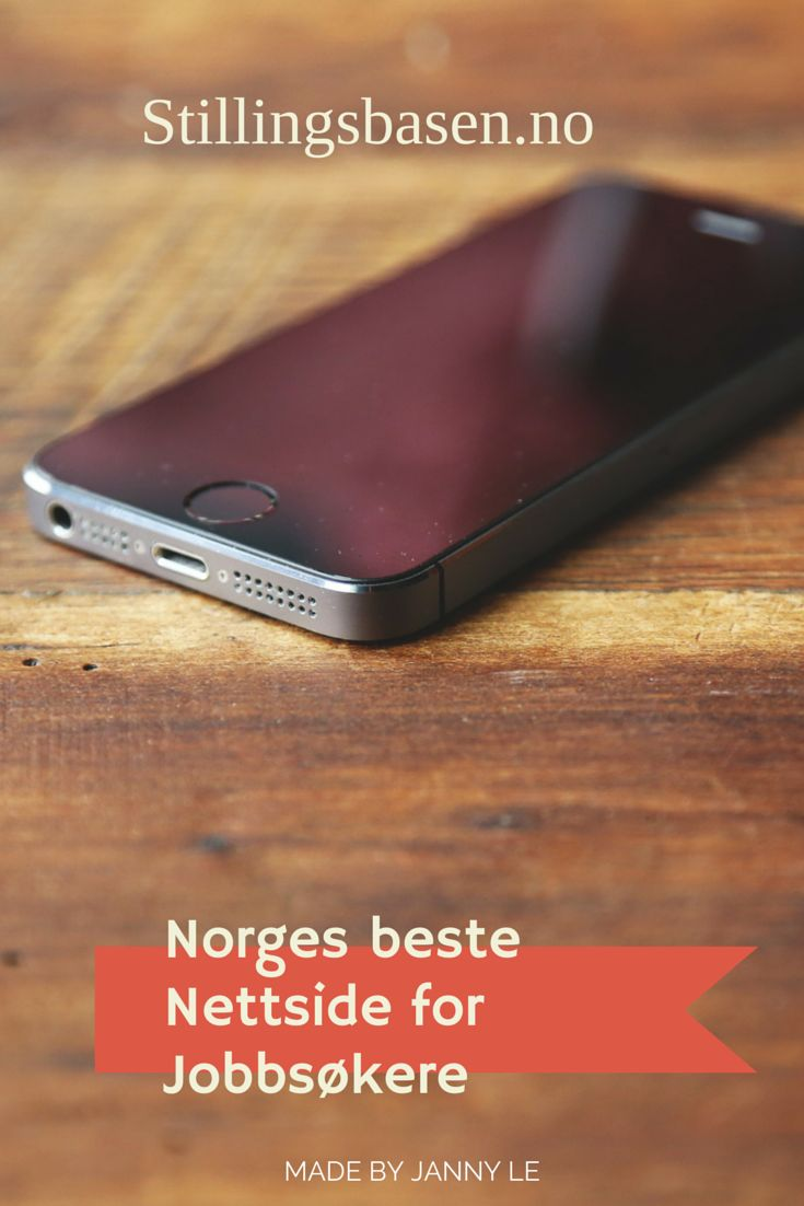 Stillingsbasen Norges beste nettside for jobbsøkere