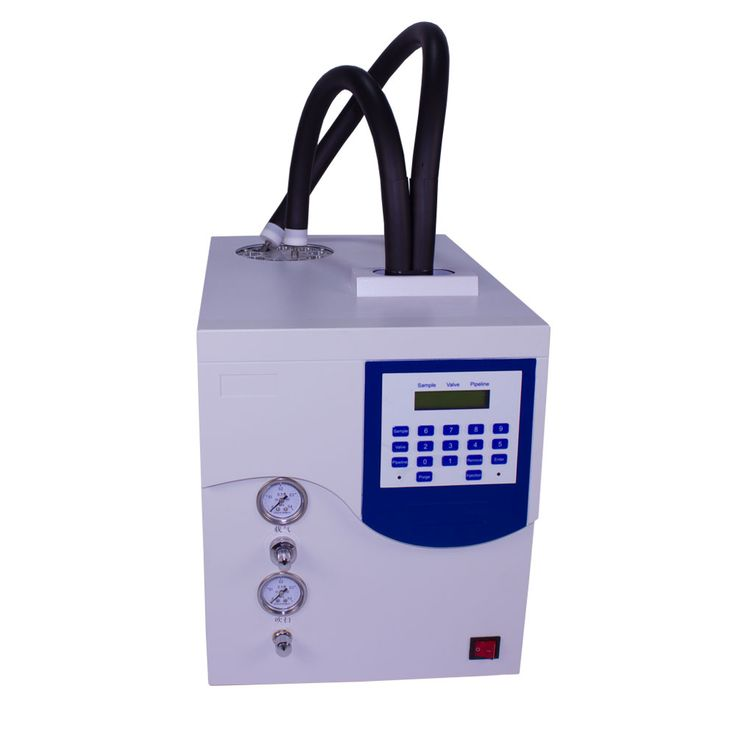 Gas chromatography can be measured in alcohol liquor, only the gas chromatograph and headspace sampler