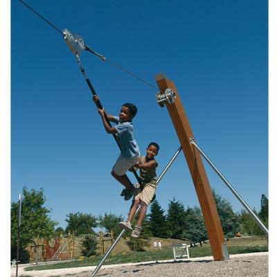 Playground Flying Fox