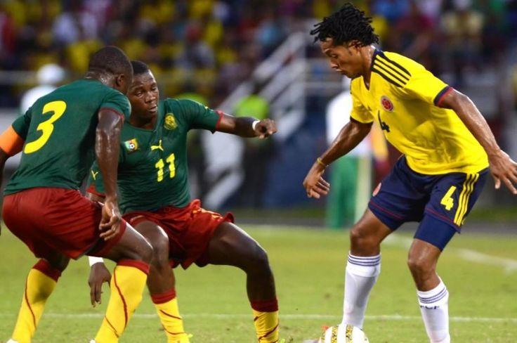Camerun vs Colombia en vivo 13 junio 2017 - Ver partido Camerun vs Colombia en vivo 13 de junio del 2017 por la Amistoso. Resultados horarios canales de tv que transmiten en tu país.