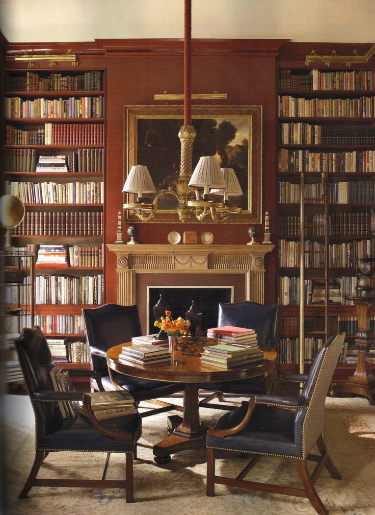 111 best Bibliothek images on Pinterest | Living room, Home ideas ...