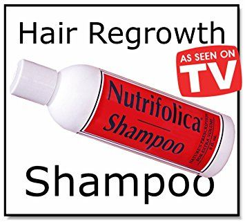 NUTRIFOLICA HAIR GROWTH TREATMENT SHAMPOO STOP LOSS & no… Review