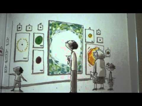 The Dot - by Peter Reynolds YouTube Video