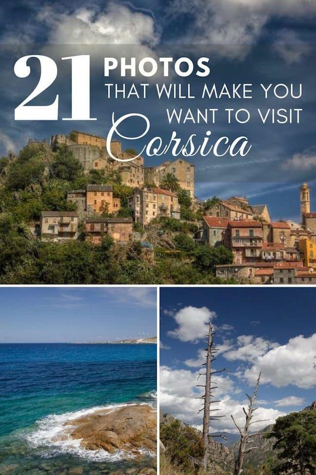Corsica in Photos