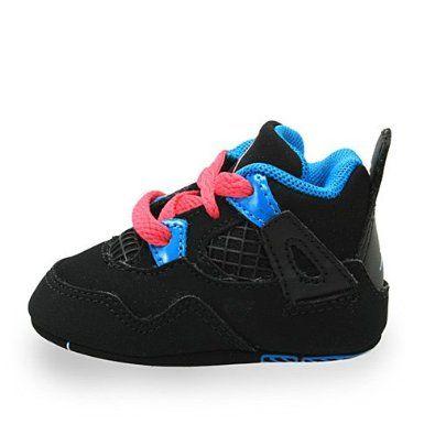 NIKE AIR JORDAN 4 RETRO (BABY/CRIB) 487219-019 Jordan. $50.05