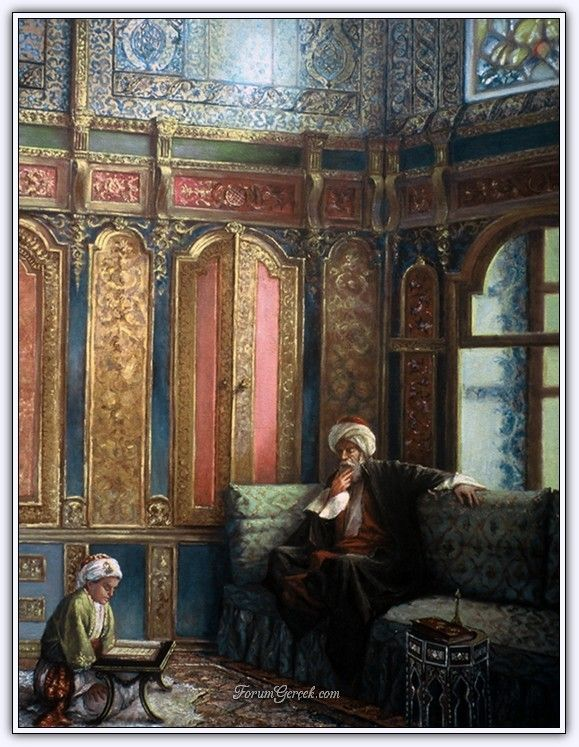 Şehzadegan Mektebinden   Ressam Kamil Aslanger (1949 - ....) | Türk Ressam - Forum Gerçek
