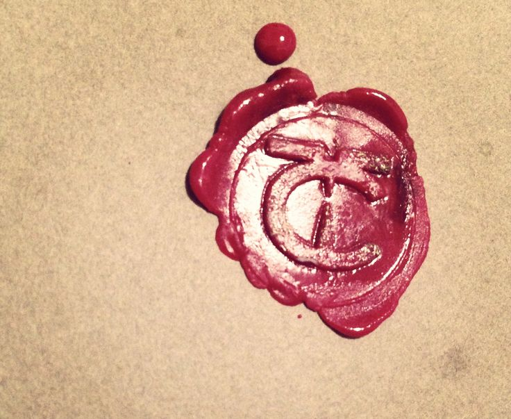teticharitou sealing wax logo
