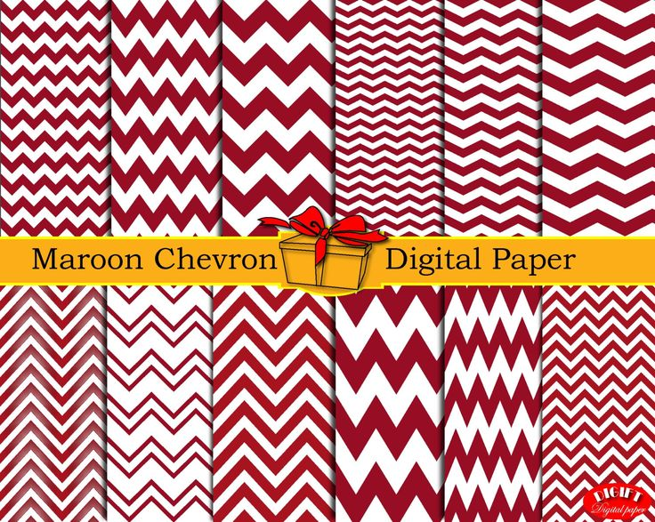 Lovely Maroon And White Chevron Fabric Contemporary - Bathtub for ...