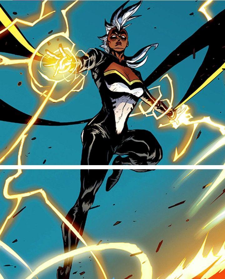 Storm °° | Anime comics, All superheroes, X men