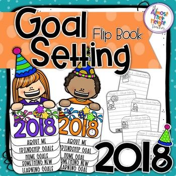 New Years is a great time to reflect on what you did last year and set goals for what you want to achieve this year. In this New Year flip book your students can do just that. They can set goals for friendship, home and school and for older students they can plan just how they are going to meet their goals.