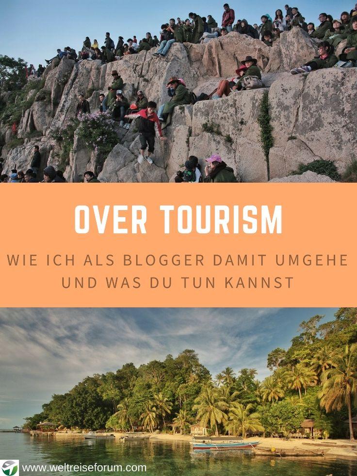 Over Tourism oder wie viel Tourismus ist genug. Immer mehr Städte leiden unter den übermässigen Besucherzahlen. Was können wir gegen die Schaden von Massentourismus tun? #nachhaltiger Tourismus