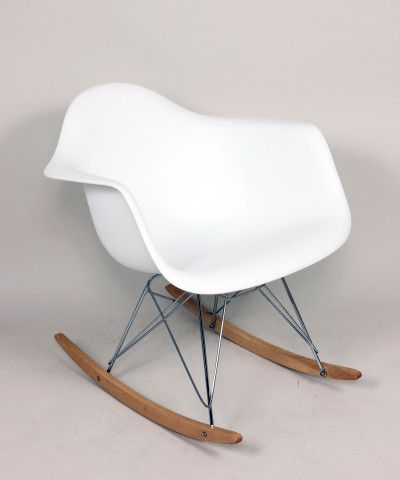 ... about ROCKERS on Pinterest  Rocking chairs, Eames and Glider redo