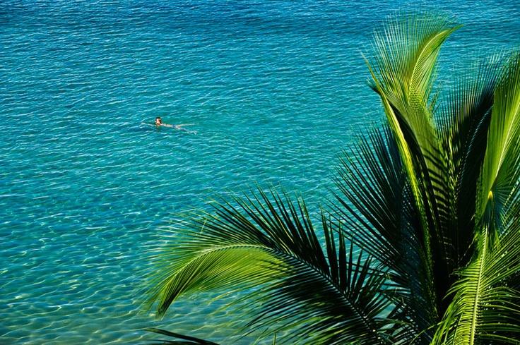 Oublier le bruit du monde, communier avec l'océan. G.Planchenault
