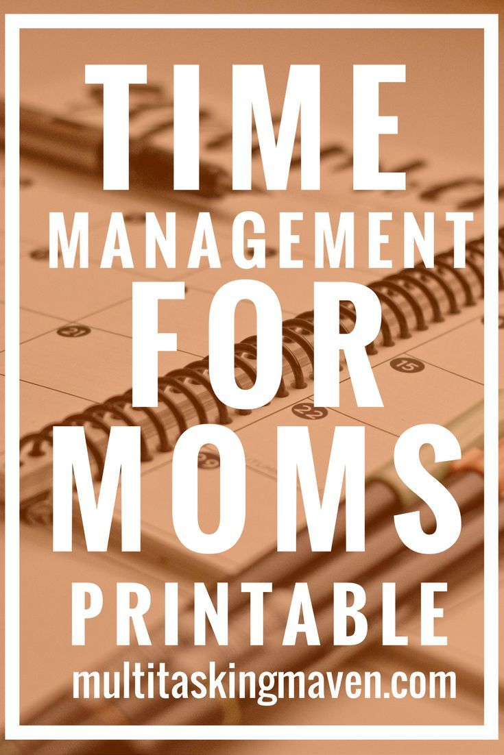 Time management for busy moms is a step by step plan to focus on one thing at a time to help get things done for work and home. Get your printable worksheets. Time management for moms | Time management for moms printables | Time management for moms daily schedules | Productivity tips time management ideas #productivity #timemanagement #dailyschedules @multitaskingmaven