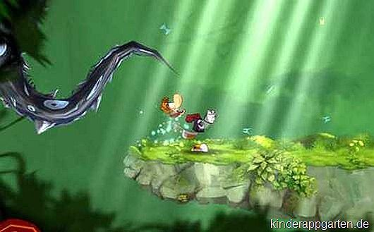 Rayman Jungle Run | iOS Game