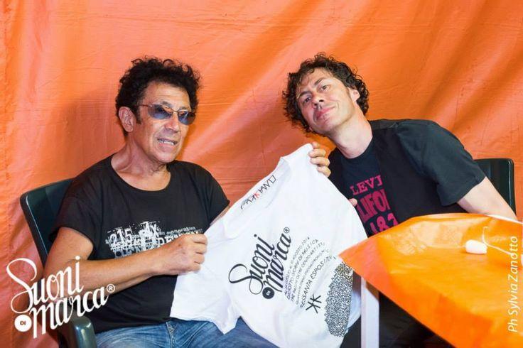 Edoardo Bennato e Paolo Gatto