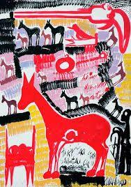 arte marginal, art brut, outsider art