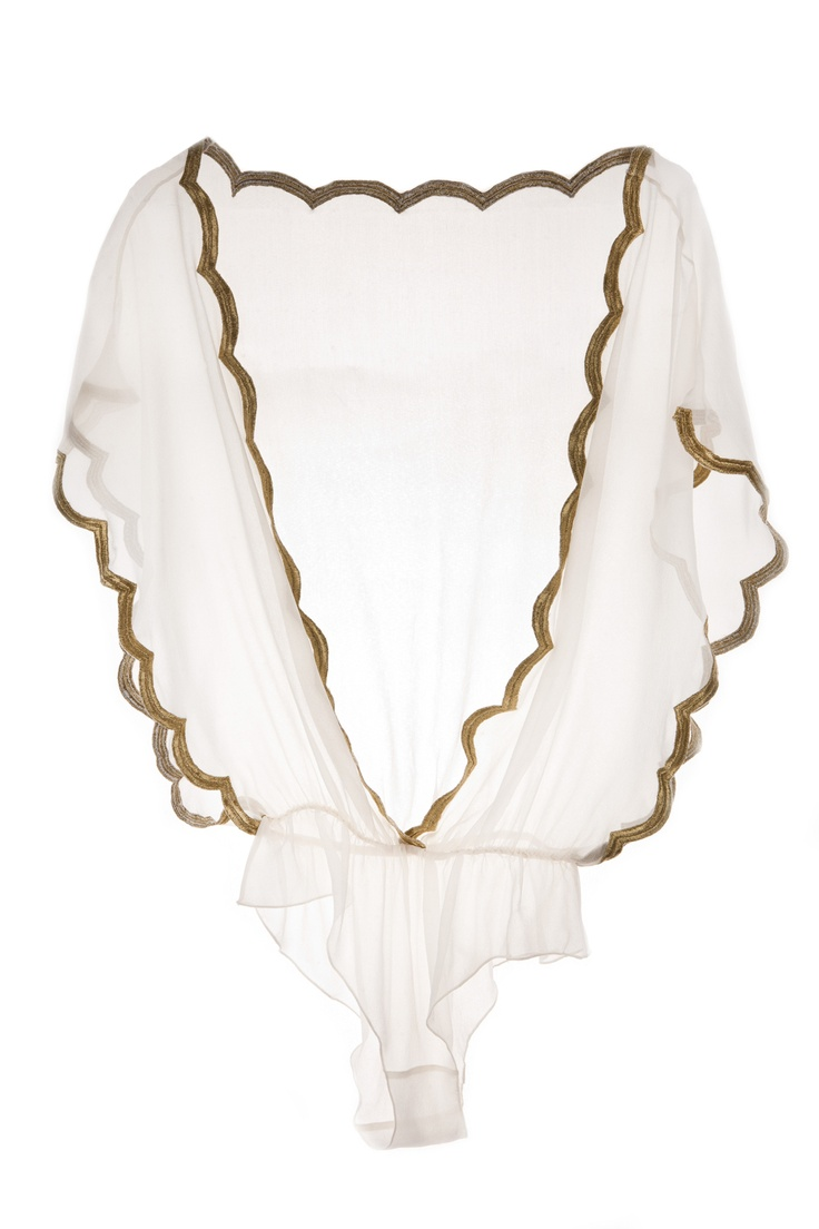 OYSTER LUXE GOLD PLAYSUIT   £79.50 : Bridal Underwear