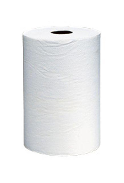 Scott, 400' Hand roll towels: 12 rolls of 400', Hand white roll towels