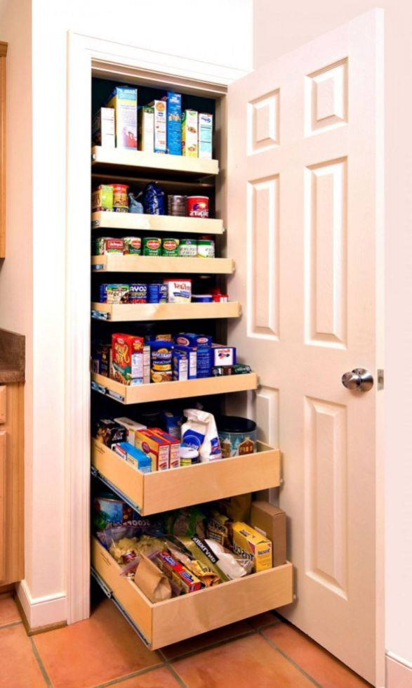 Storage Design Ideas For Small Spaces 140 Pantry Design Diy Kitchen Storage Kitchen Pantry Cabinets