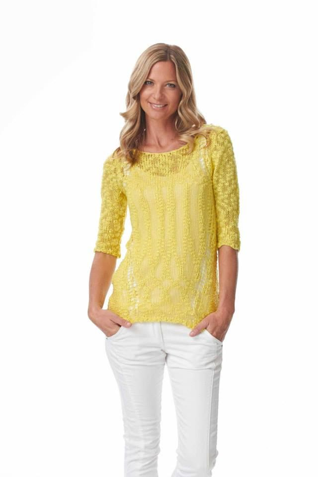 Bright Yellow for Bright Days Ahead
