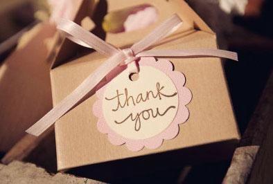 Biglietti di Ringraziamento al Matrimonio | Come scriverli