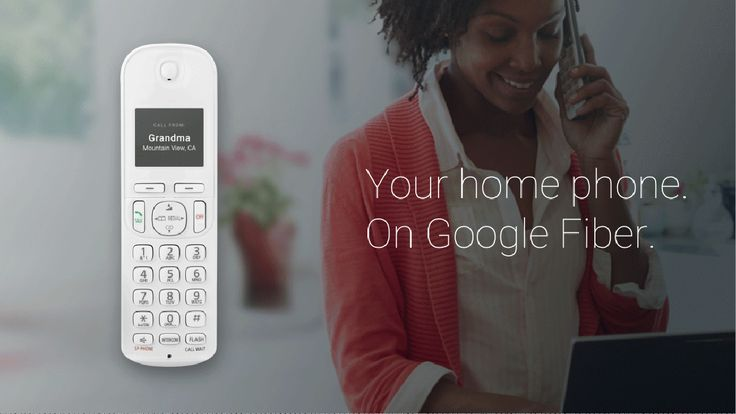 CWEB.com -Google Fiber just announced a home phone service inspired by Google Voice