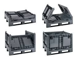 Due to advancement in technology and to solve the problems of the industry, led to the increasing demand for folding crates container. It is tremendously useful in today's industry, these crates serve multiple purposes of packing, which helps in preserving and extending the overall life of goods and also provides maximum safety. See more at:- http://foldable-crate.blogspot.in/2013/12/highly-durable-and-useful-folding.html
