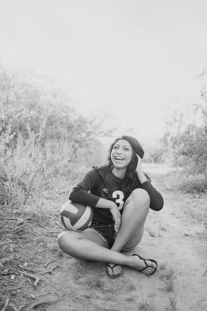 Senior Photography | Senior Pictures | Volleyball