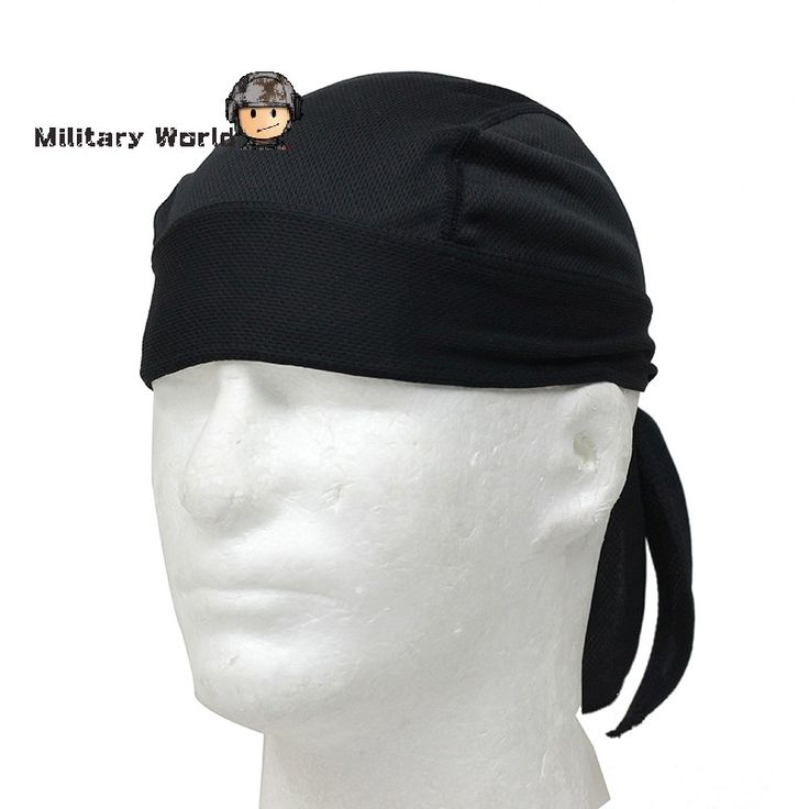 Find More Cycling Caps Information about 5 Color Outdoor Sports Quick Dry Cycling Cap Headscarf Headband Bicycle Cap Fashion Men Riding Bandana Pirate Hat Free Shipping*,High Quality cap honda,China hat for baby girl Suppliers, Cheap cap dropper from Military World on Aliexpress.com