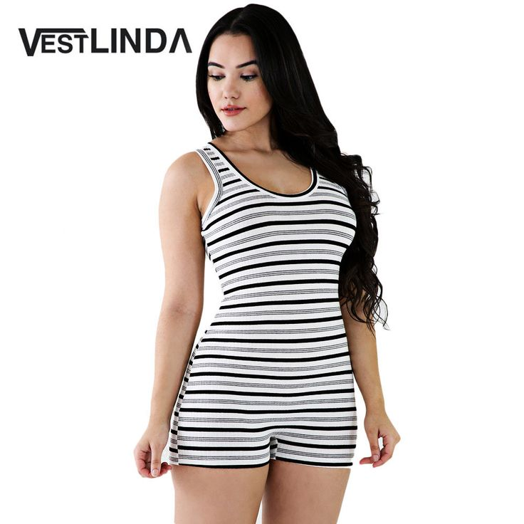 TWITTER1ST200 Use This Code For 25% Off Women's Casual Co...  First 200 Customers to Checkout  http://crystalsclothingcure.com/products/womens-casual-cotton-romper-u-neck-stripe-bodycon-playsuits-jumpsuits?utm_campaign=social_autopilot&utm_source=pin&utm_medium=pin
