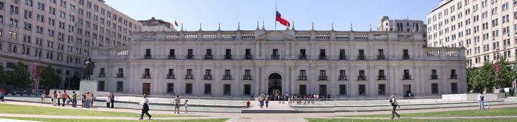 La Moneda. Foto de Alberto Nadgar.